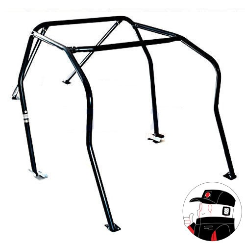 Cusco Safety21 Rollcage Honda Civic Turbo FK2 6 Pts