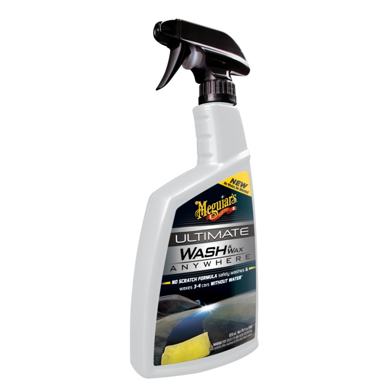Maguiar's Ultimate Wash & Wax Anywhere