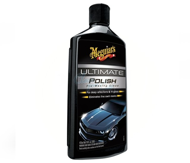 Maguiar's ultimate polish