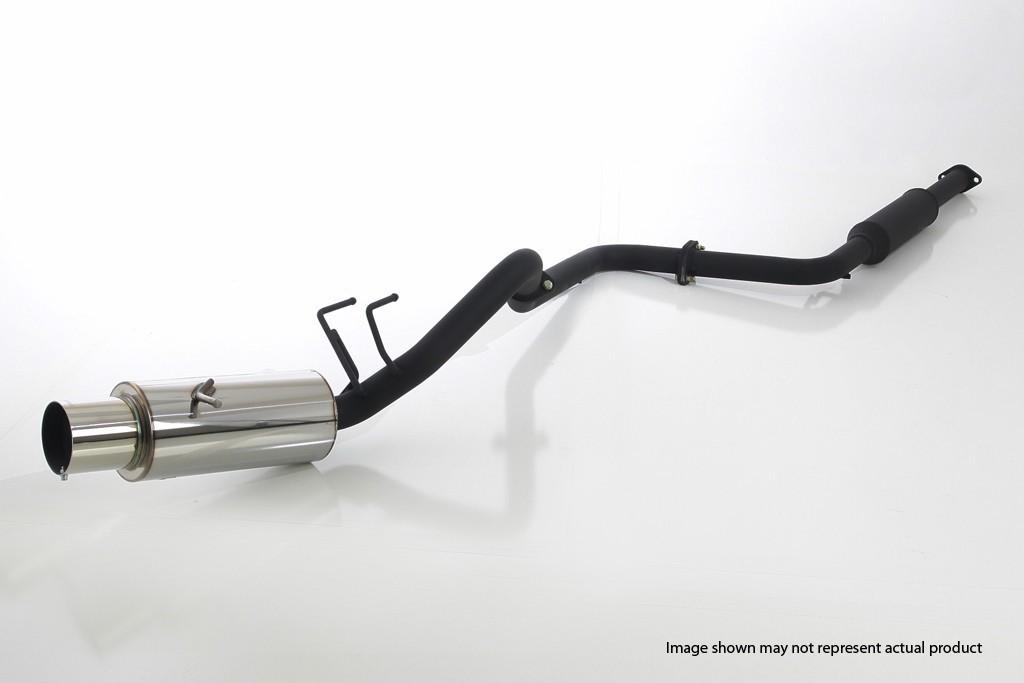 Apexi N1 Muffler Subaru Forester STI SF5, SG5, SG9