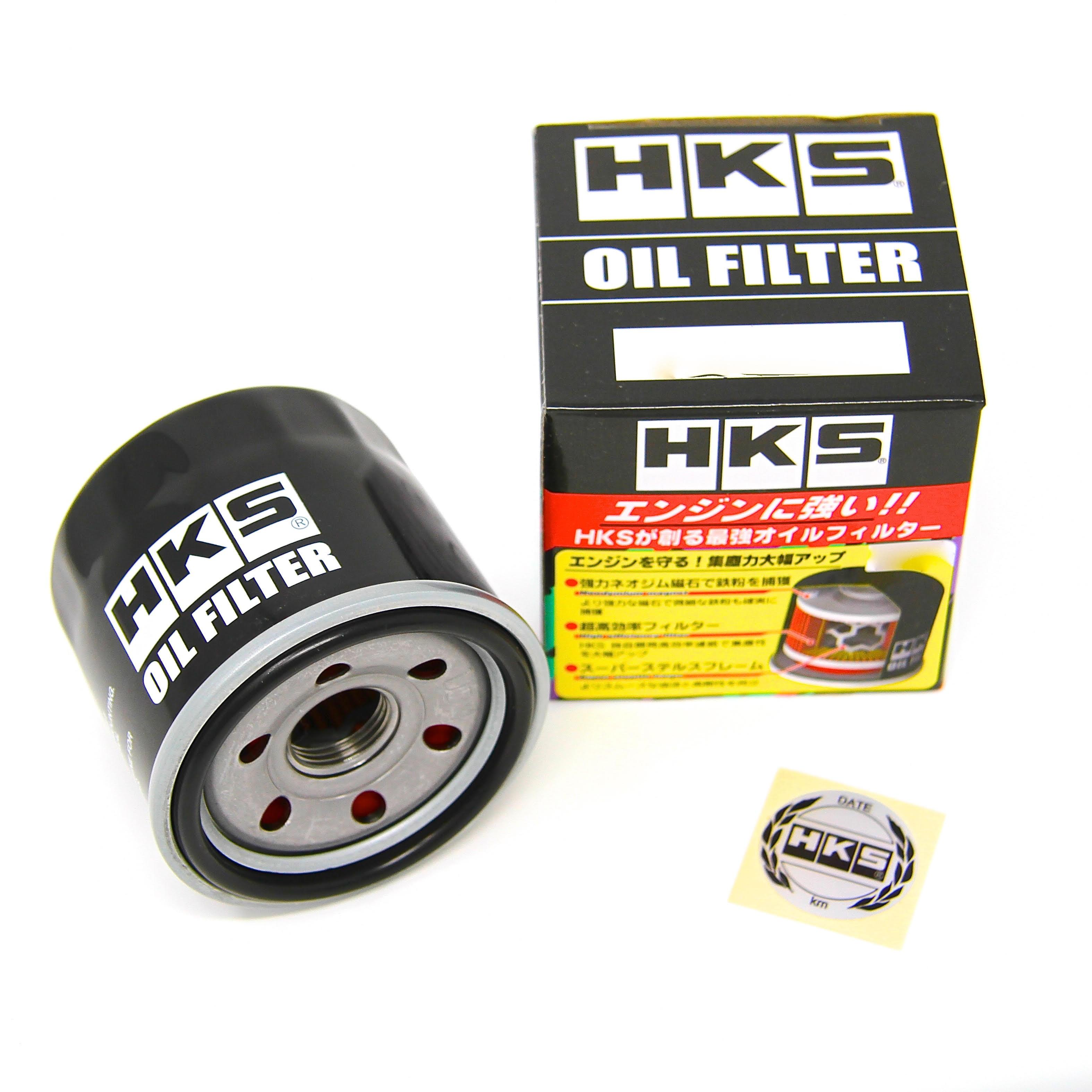 HKS Hybrid Sports Oil Filter UNF3/4-16