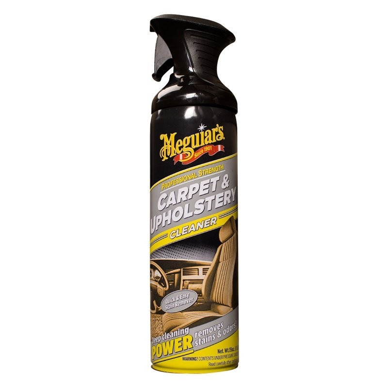 Meguiar's G9719 Carpet & Upholstery Cleaner