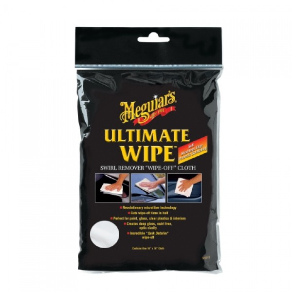 Meguiars Ultimate Wipe Mikrofasertuch