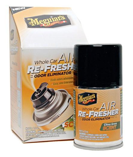 Meguiar's Whole Car Air Refresher Odor Eliminator