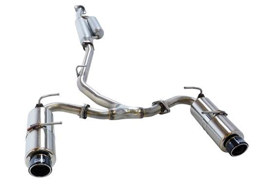 Hks Hi-Power Spec-L Catback for Subaru BRZ and Toyota GT86