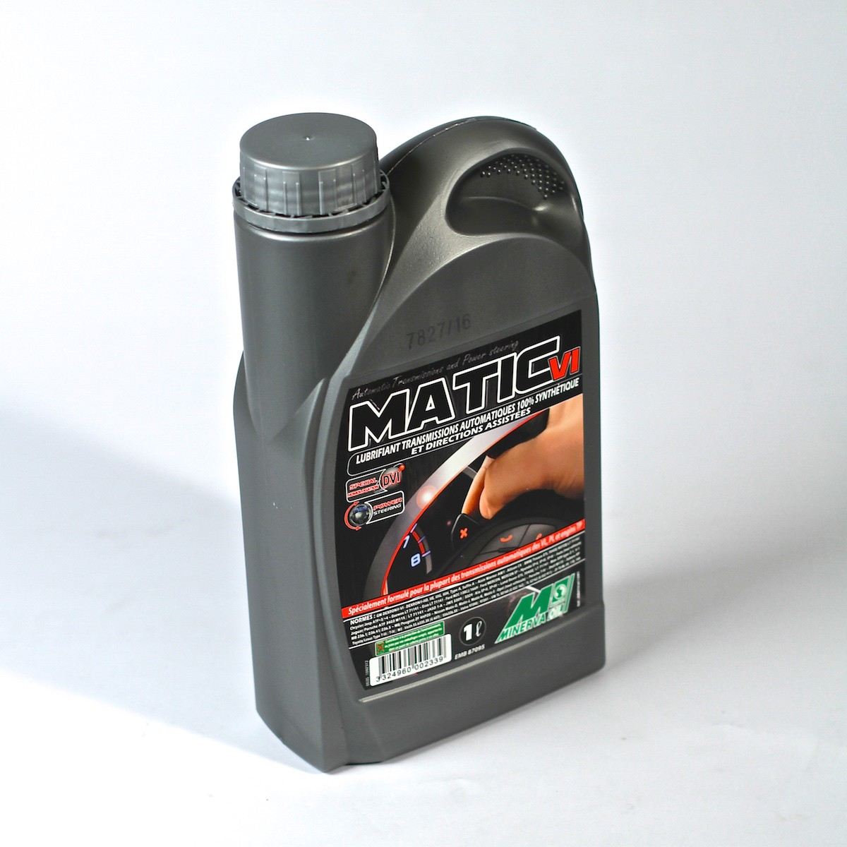Minerva Sythetic Oil for Auto Transmissions and Power steering 1L