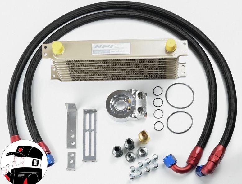 HPI Oil Cooler kit for Subaru Impreza GC8