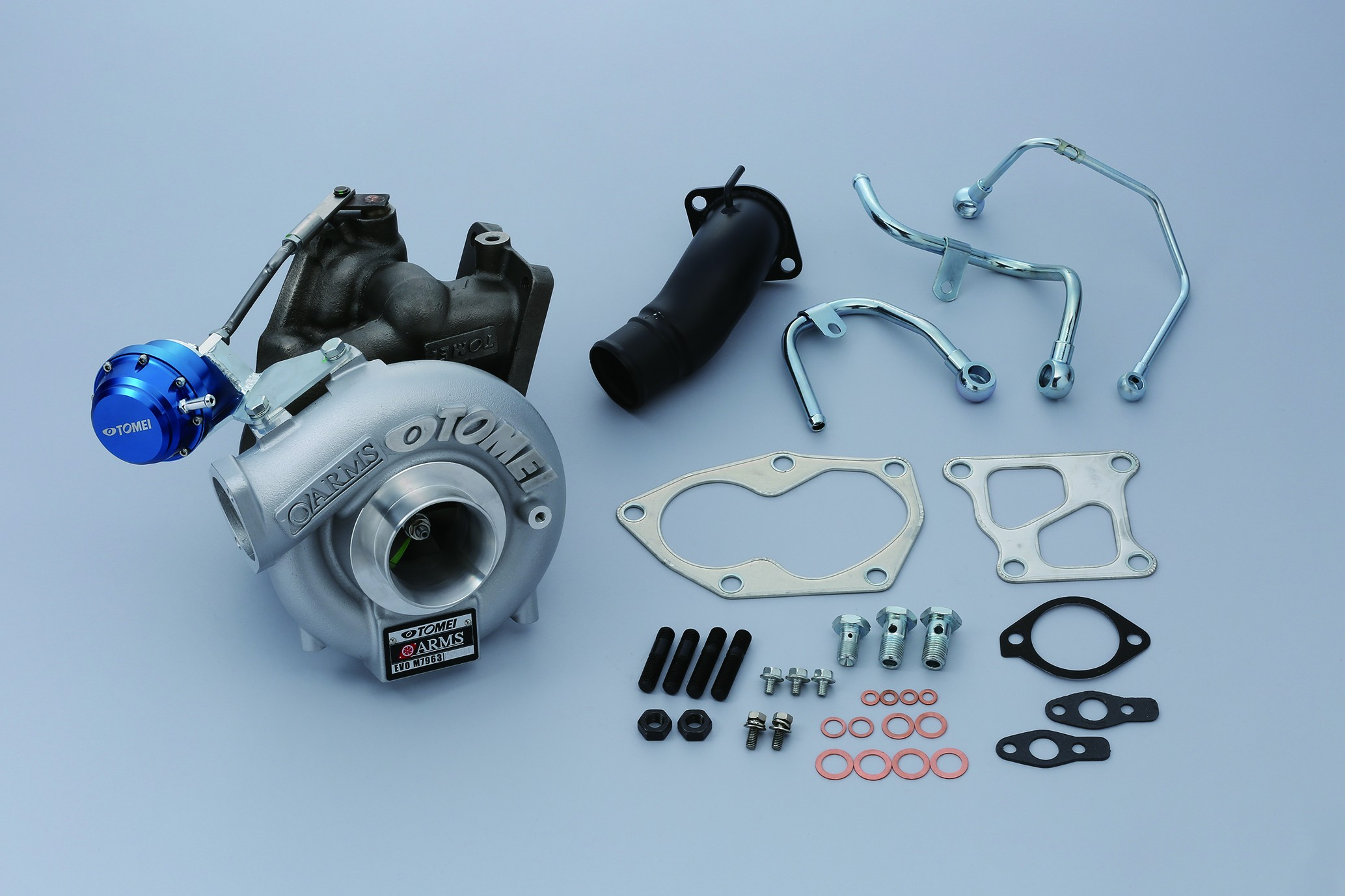 4G63 Tomei Turbine Kit