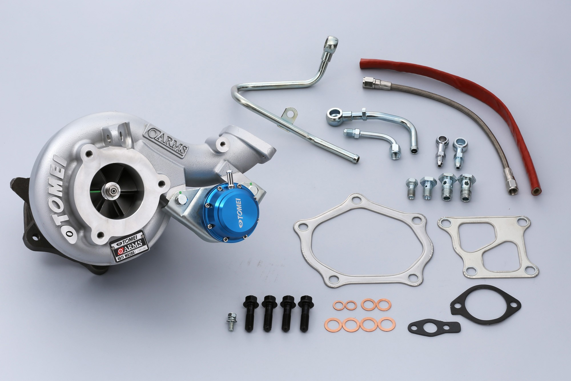 4B11 Tomei Turbine Kit