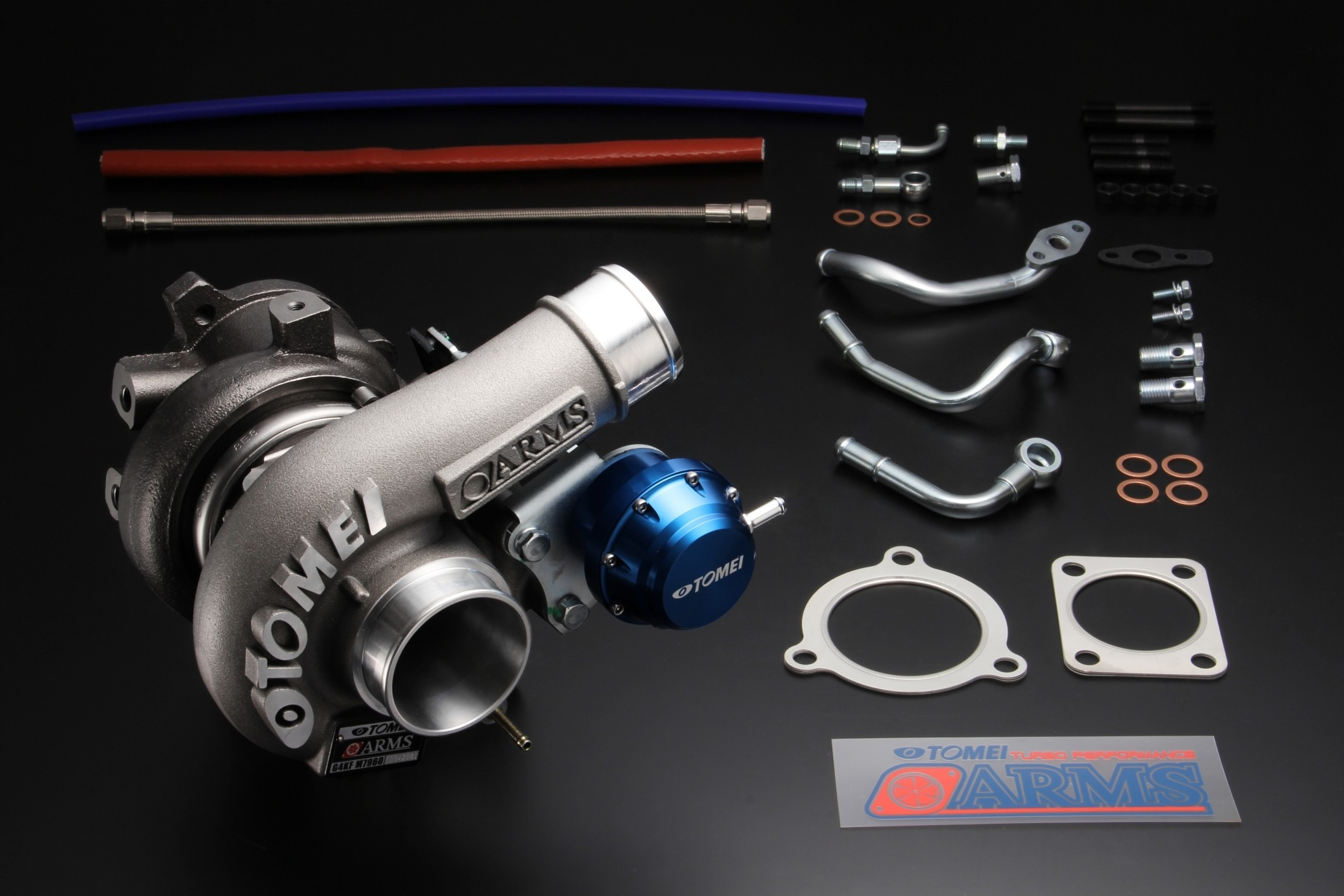 G4KF Tomei Turbine Kit