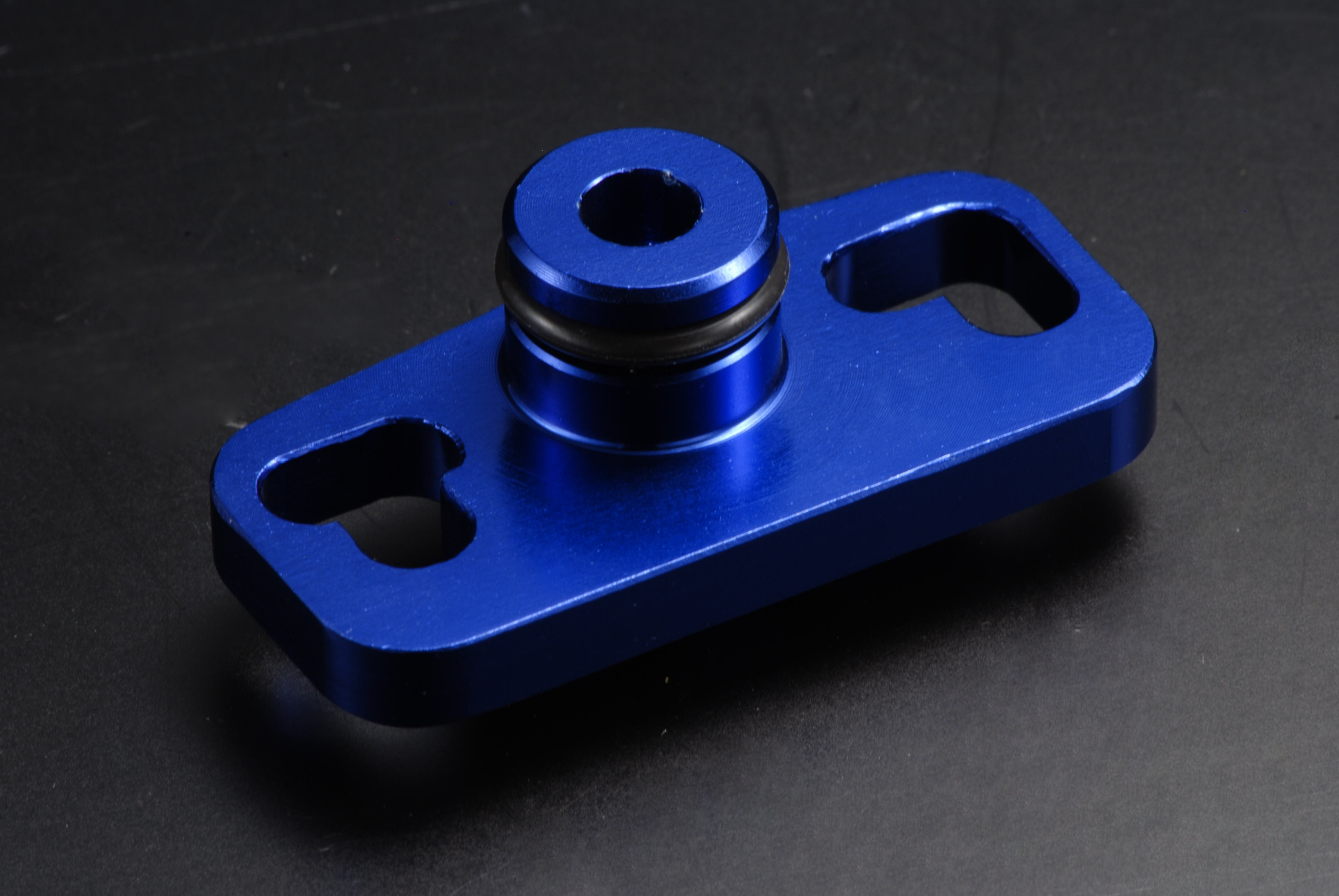 Tomei Fuel Regulator Adapter/Fitting Parts