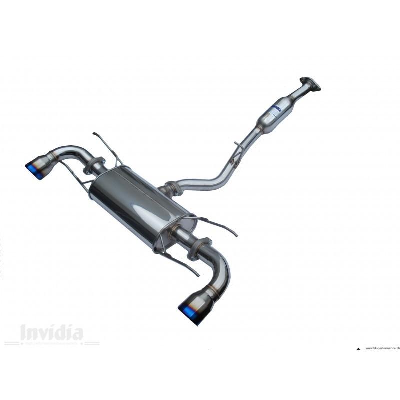 Invidia Catback Mazda Rx8