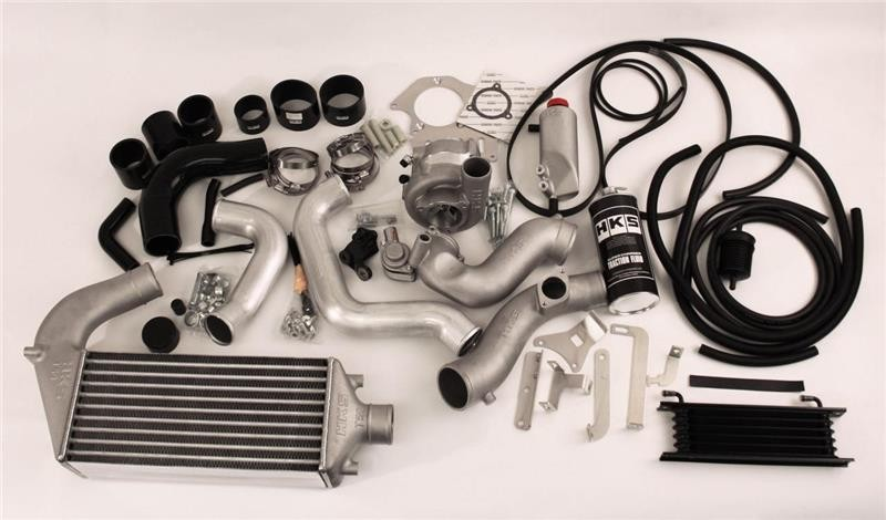 HKS GT Supercharger Pro Kit v3 for Subaru BRZ / Toyota GT86
