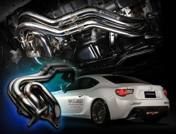 Tomei Expreme Exhaust Manifold For Toyota GT86