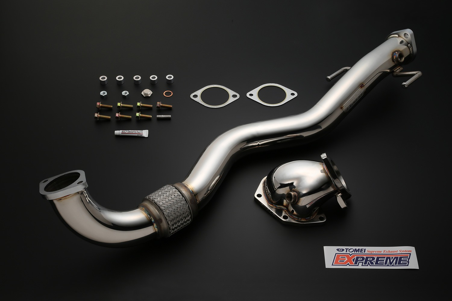 Tomei Expreme Outlet Component For EVO 7-9