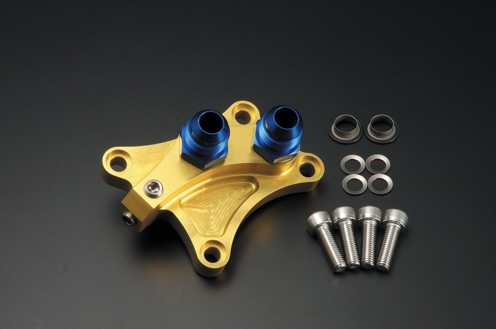 Tomei Oil block adaptor for SR20DET