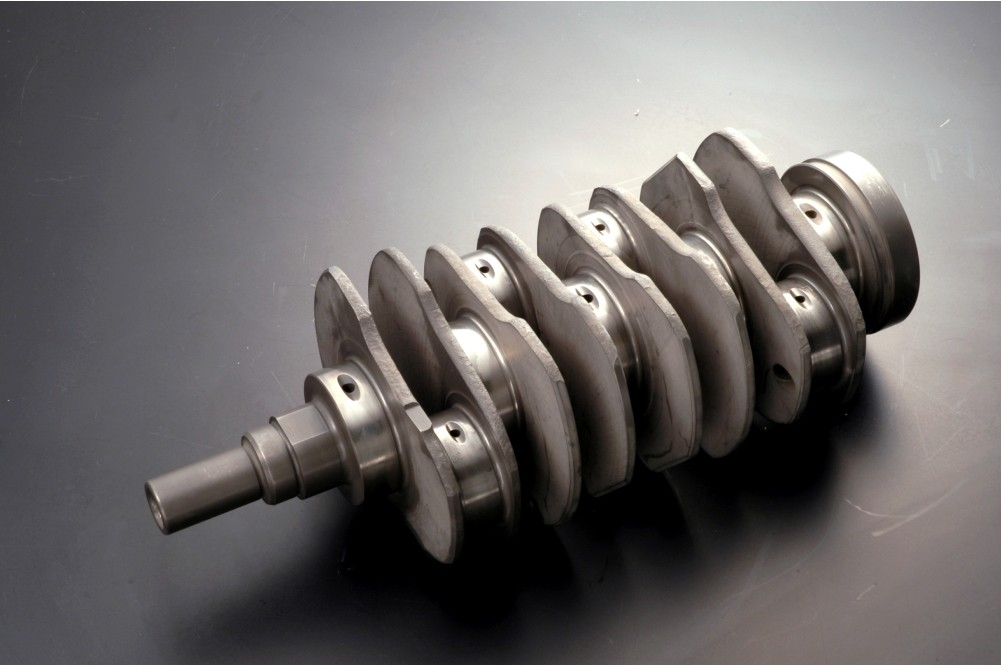 Edit: EJ22 Tomei Forged Strengthened Fullcounter Crankshaft