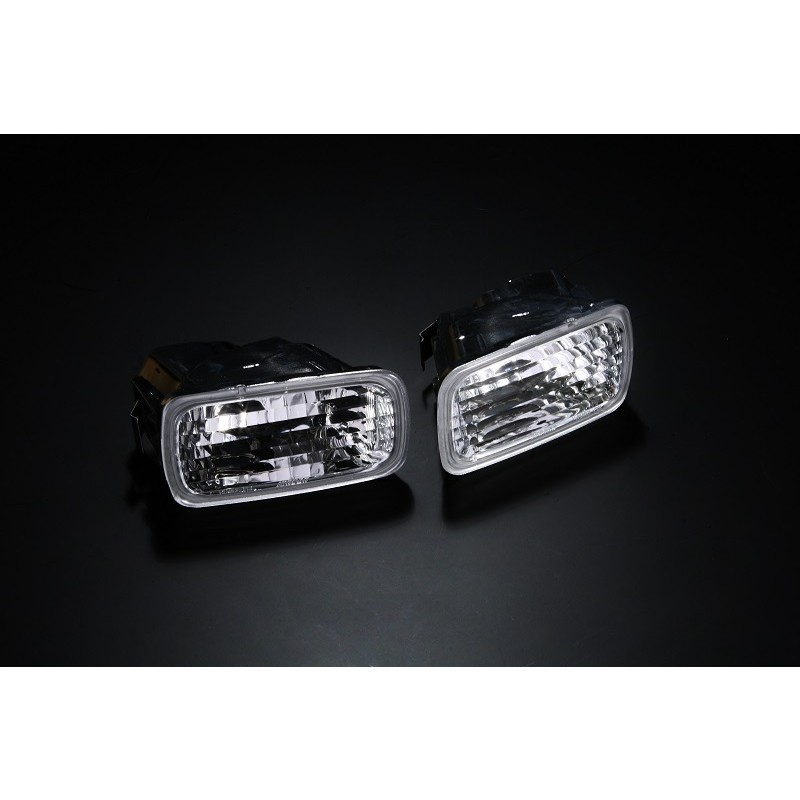 D-MAX Nissan Skyline R32 LED Red Tail Lights - Pair