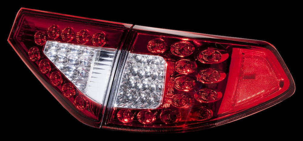 Valenti Jewel Led Tail Lamp Revo Trad for Subaru Impreza WRX Sti