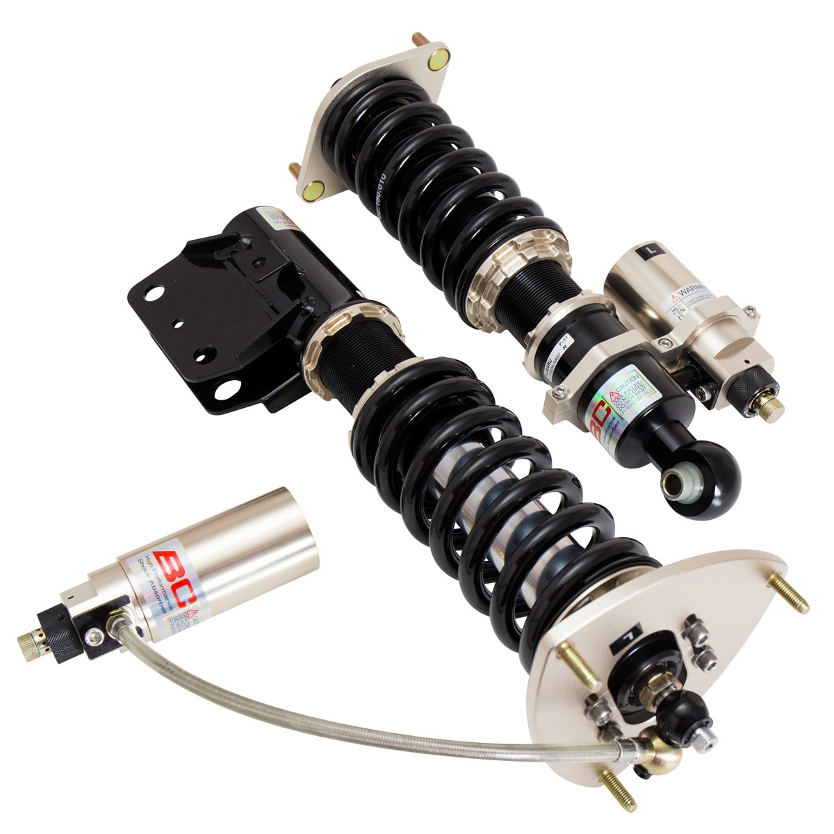 BC-Racing Suspension ZR Type For Subaru