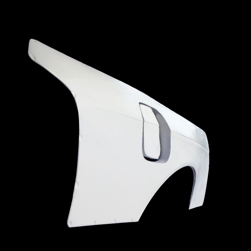 D-MAX REAR OVER FENDER +40mm For Nissan S14