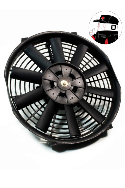 Hanshin Electric Radiator Cooling Fan 16''