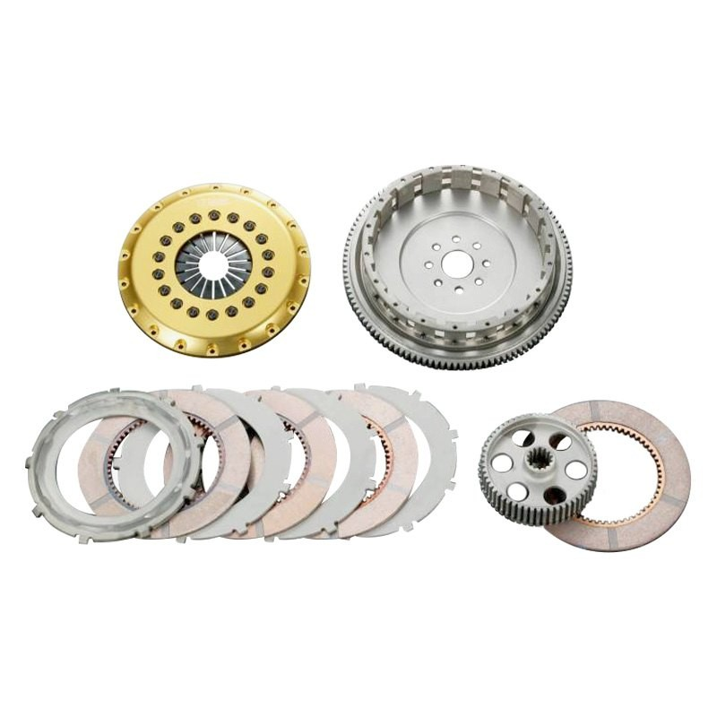 OS GIKEN R SERIES Clutch kit (Quad Plate)