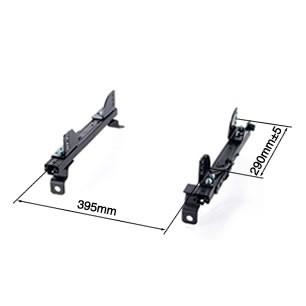 Bride Seat Rail FG Type for Nissan 200sx (S13-S14-S15) Left