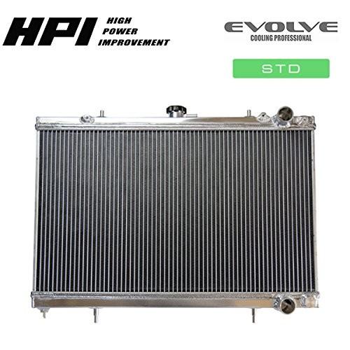 HPI Evolve Aluminimum Radiator Nissan Skyline BCNR33 (GTR) ECR33 (GTST) and ER34 (GTT)