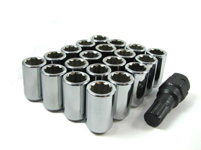 Lug Nut Kit for Honda Civic Type R FK8 & FK2, M14 x1.5