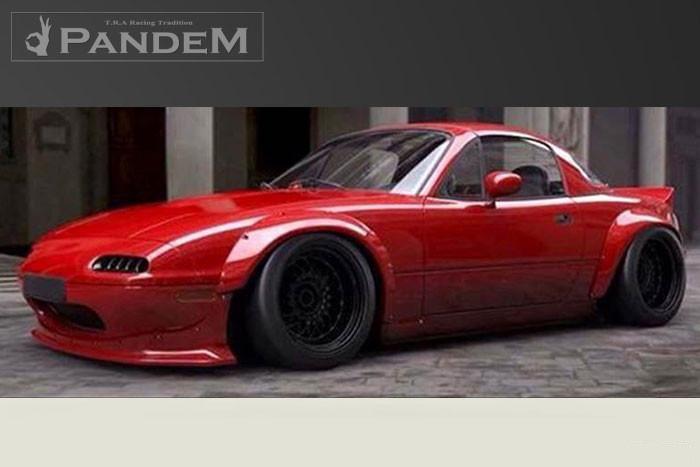 Pandem/Rocket Bunny Aero Kit - Mazda Miata (NA)