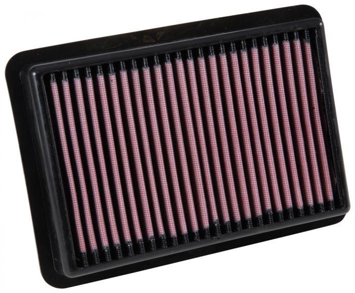 K&N Replacement Air Filter For Honda Civic Type-R FK8