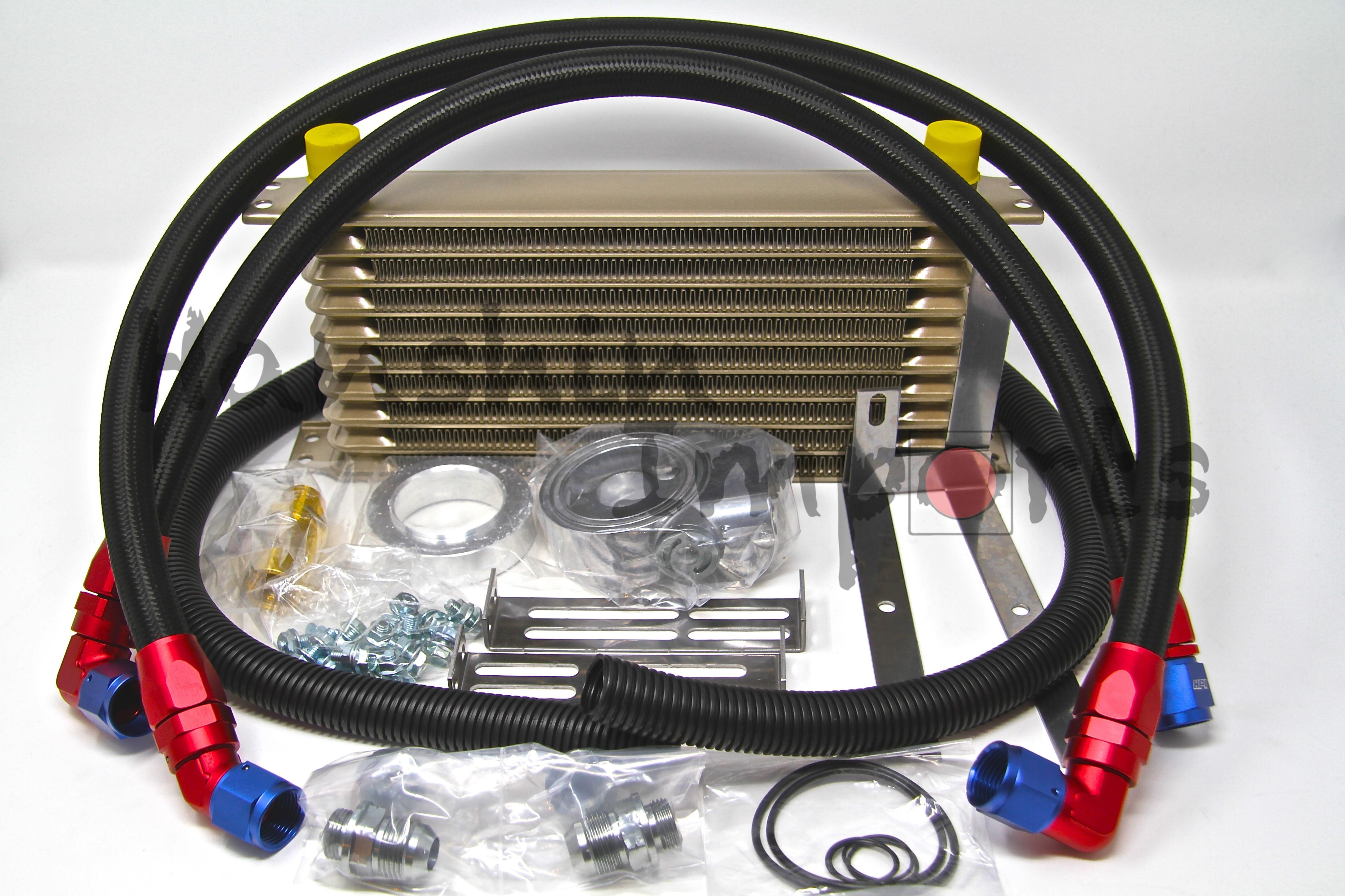 HPI Oil Cooler kit for Nissan 350Z / Fairlady Z Z33