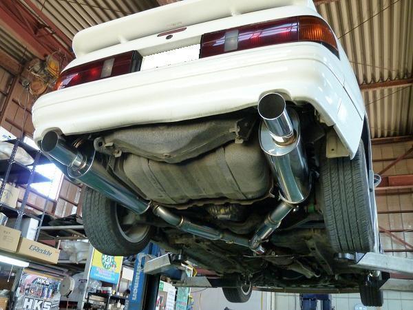 Fujitsubo Legalis R Mazda RX-7 FC3S