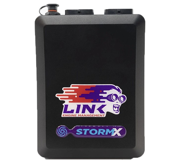 LINK G4X STORMX WireIn Ecu Catalog