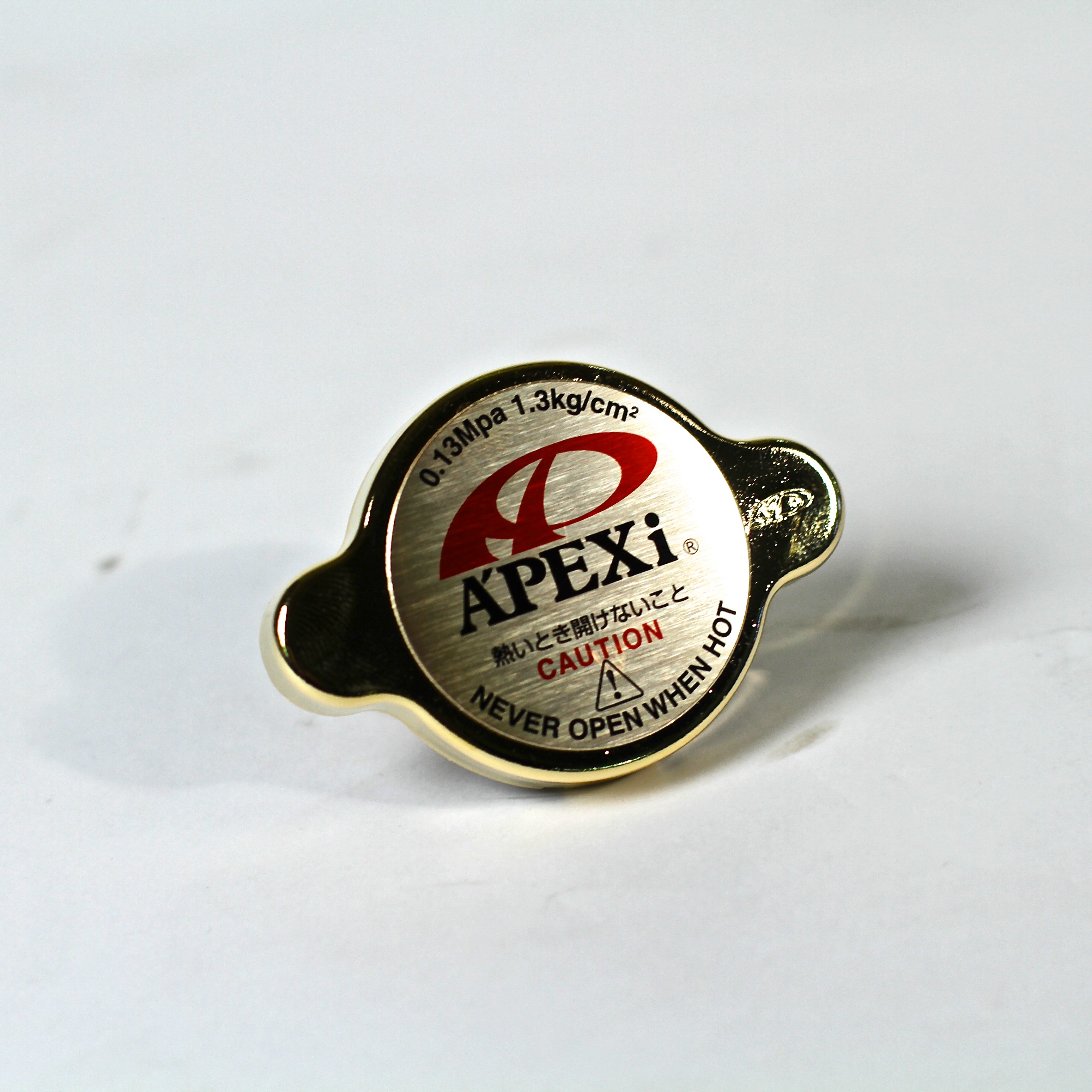 Apexi GT RADIATOR CAP B TYPE 2 : Honda (picture may vary slightly from original product)