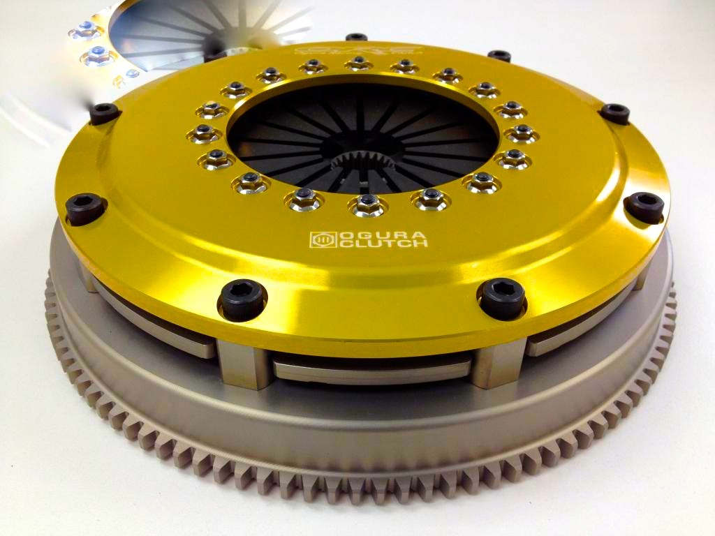 Ogura Racing Clutch 409 series for Nissan 350Z Z33 VQ35HR / 370Z VQ37HR