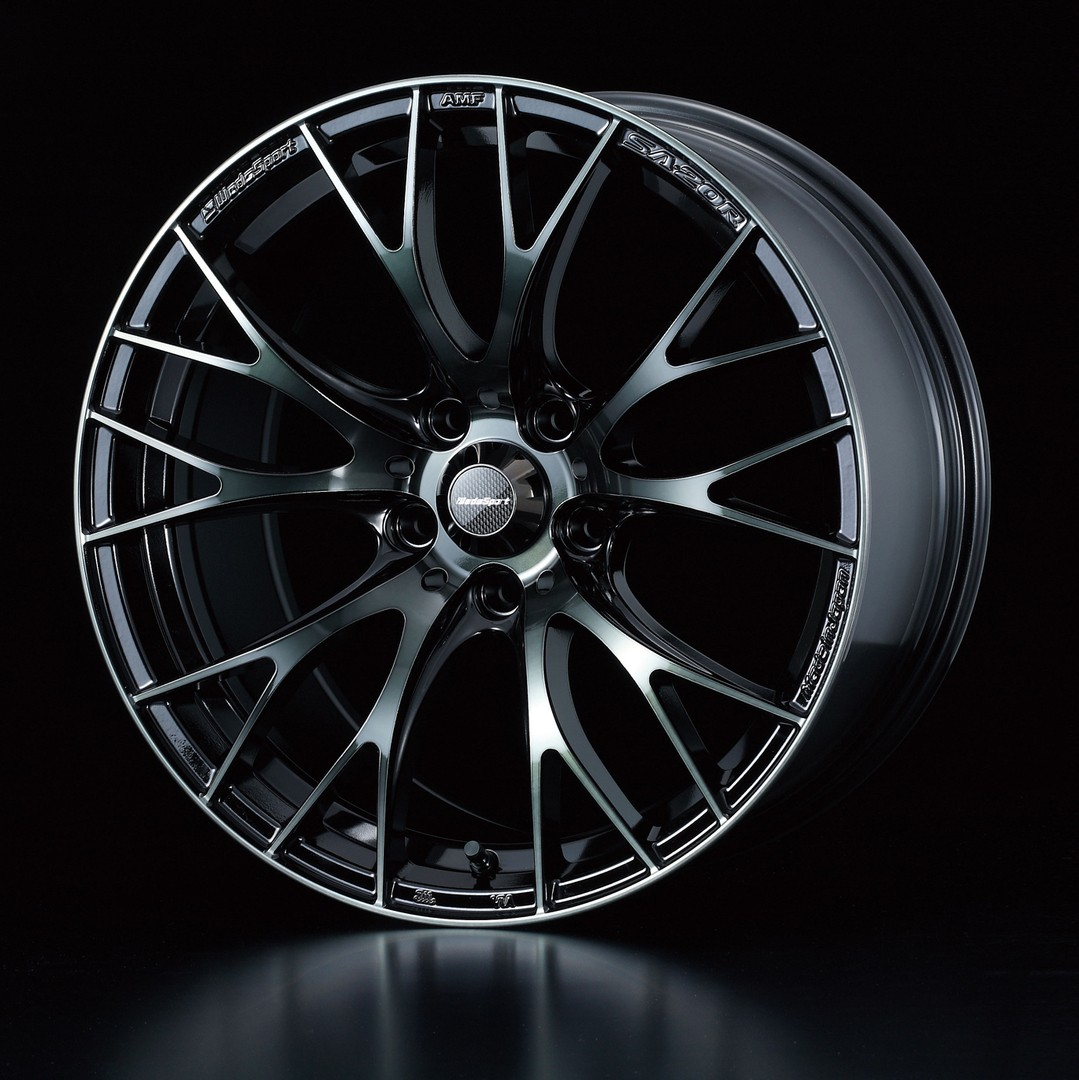 "WedsSport SA20R 18"" R-Face Type Color - WBC"