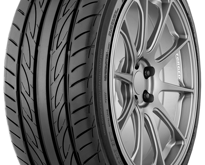 Yokohama ADVAN Fleva V701 Tire