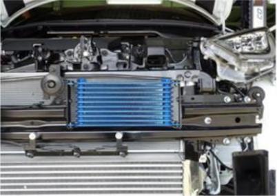 GReddy Oil Cooler Kit Standard GR Yaris