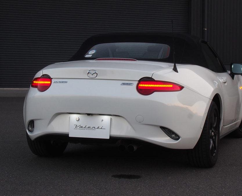 Valenti Jewel LED tail light REVO MAZDA Mx5 Roadster ND